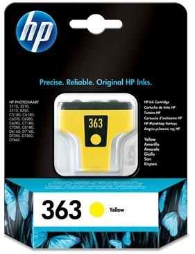 HP Tinte gelb C8773EE