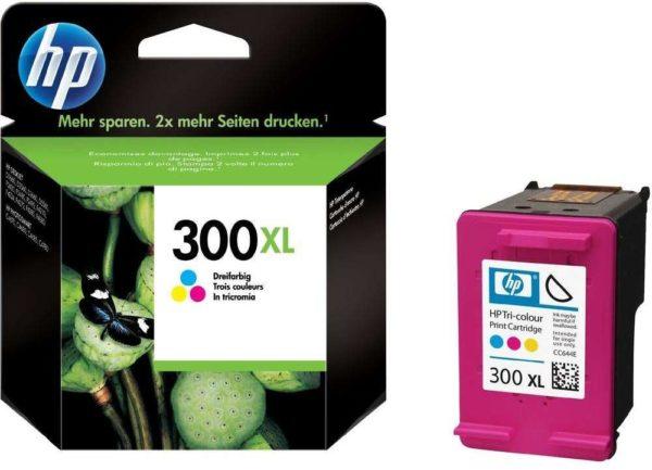 HP Tinte farbig 300XL CC644EE