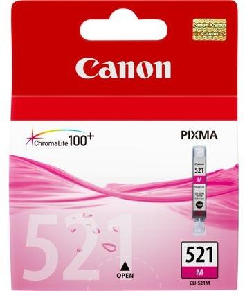 Canon Tinte magenta CLI-521M 2935B001
