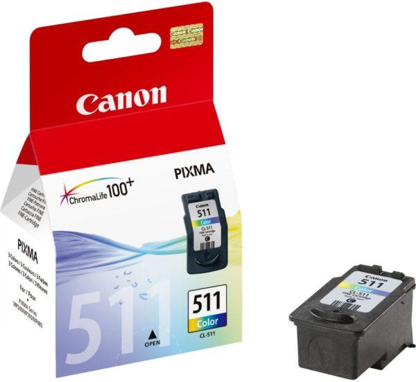 Canon Tinte farbig CL-511cl 2972B001