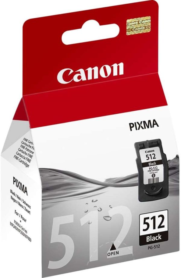 Canon Tinte schwarz PG-512bk 2969B001
