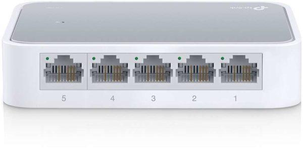 TP-Link Switcher mini Desktop 5-port 10/100M TL-SF1005D