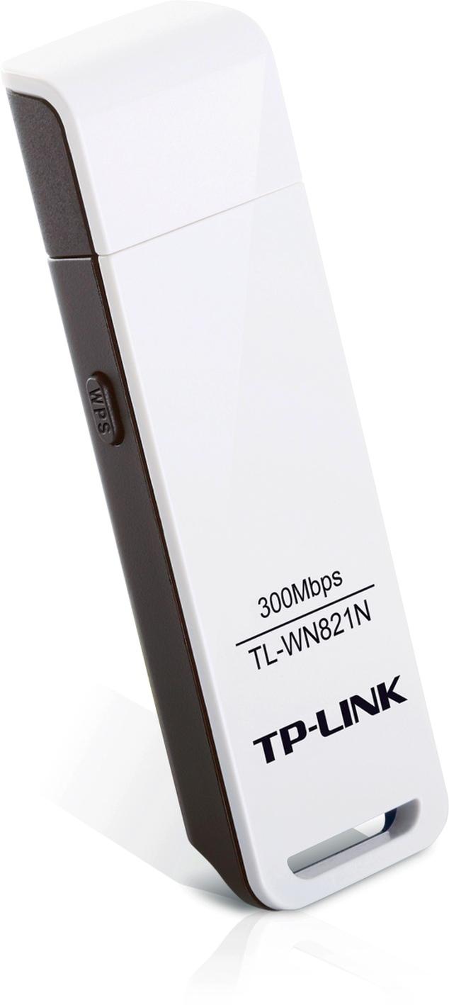 TP-Link Wireless USB Adapter N 300M TL-WN821N