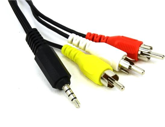 Kabel Audio--Kabel 1,5m
