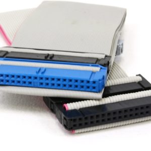 Kabel 80er IDE-Kabel + Floppy-Kabel