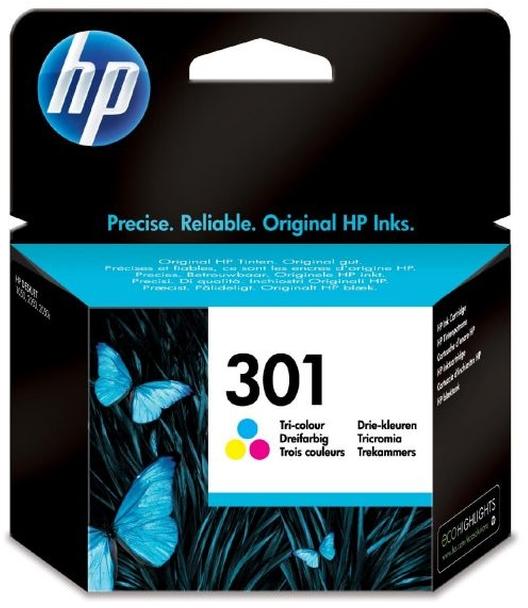 HP Tinte farbig CH562EE