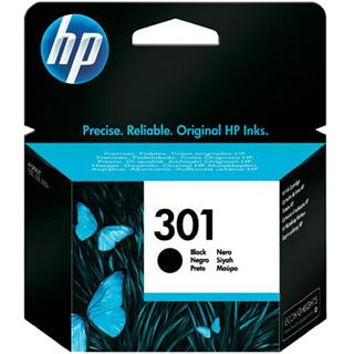 HP Tinte 301 black CH561EE