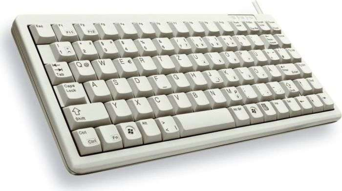 Cherry Keyboard Strait corded