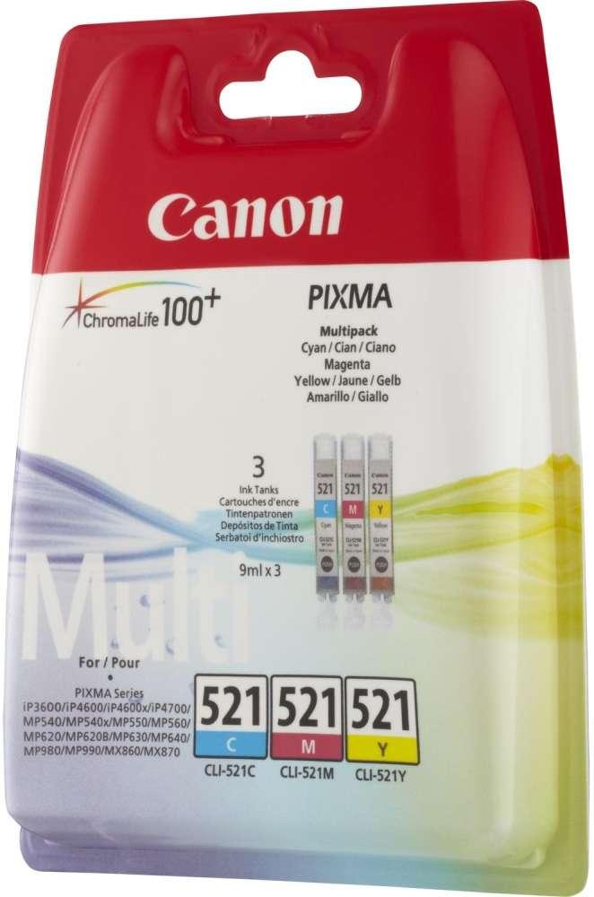 Canon Multipack CLI-521 2934B010