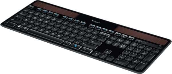 Keyboard Logitech Wireless Solar K750 (920-002916) -1