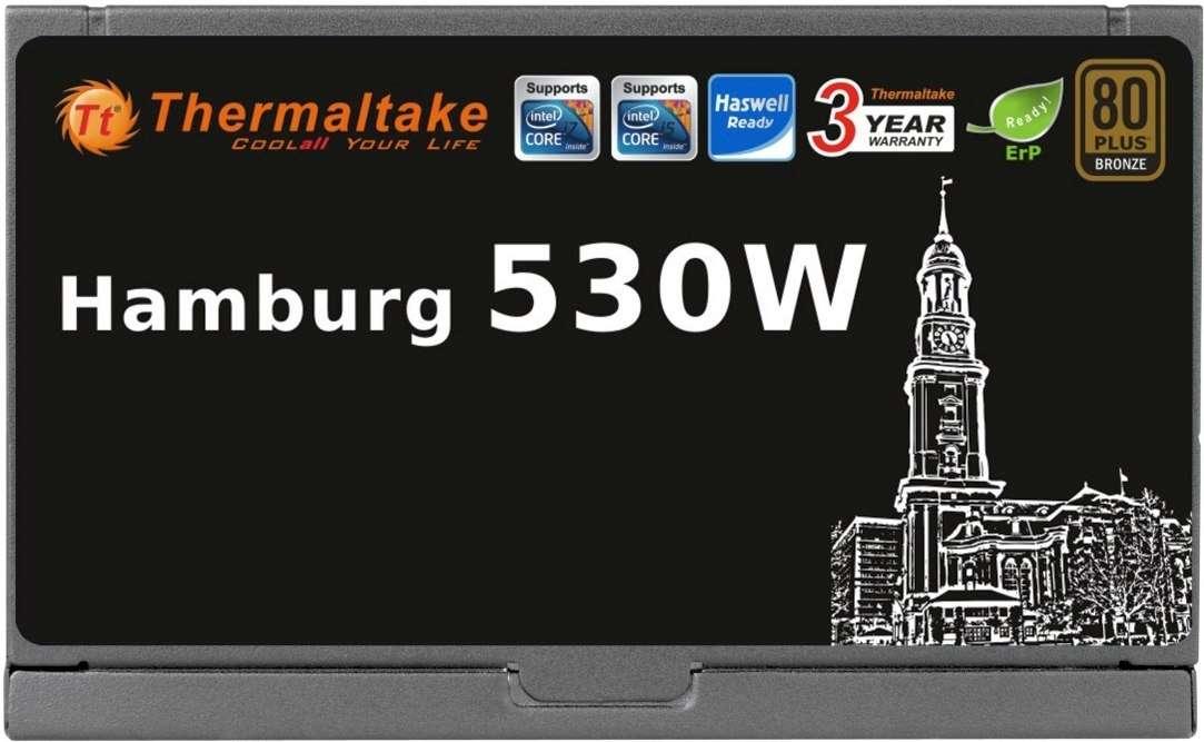 PC- Netzteil Thermaltake Hamburg 530W