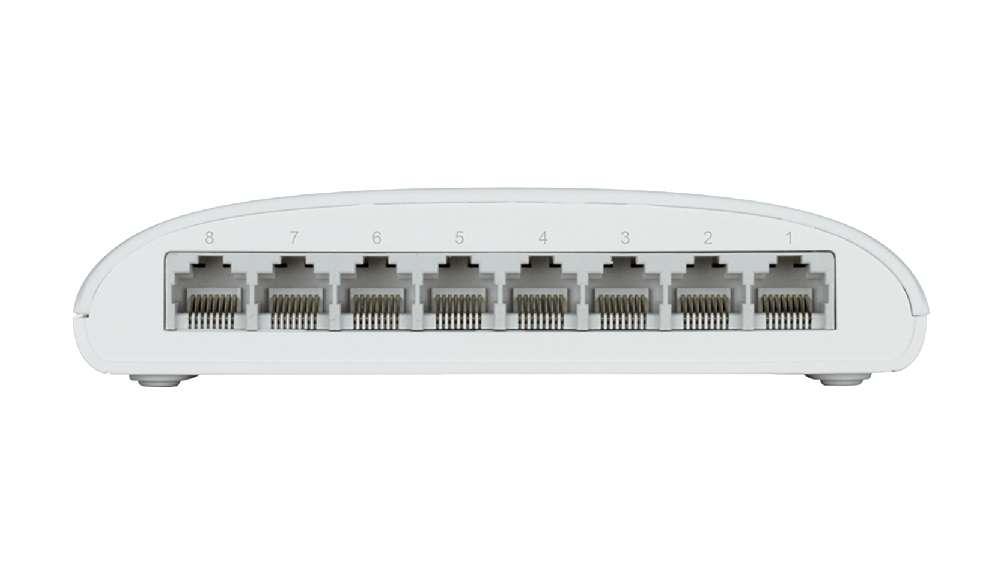 D-Link Switch 8-port 10/100/1000 DGS-1008D/E