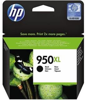 HP Tinte schwarz CN045AE