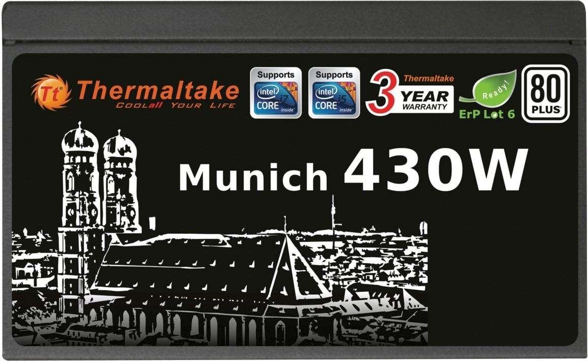 PC- Netzteil Thermaltake München 430W