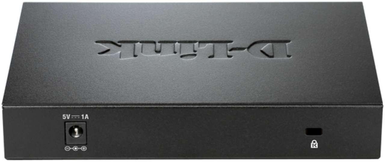 D-Link Switch 8-port 10/100/1000 DGS-108/E