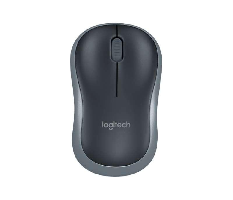 Mouse Logitech M185 Wireless grey