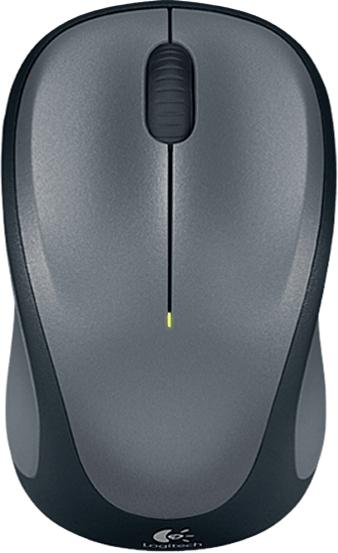 Mouse Logitech M235 Wireless silber