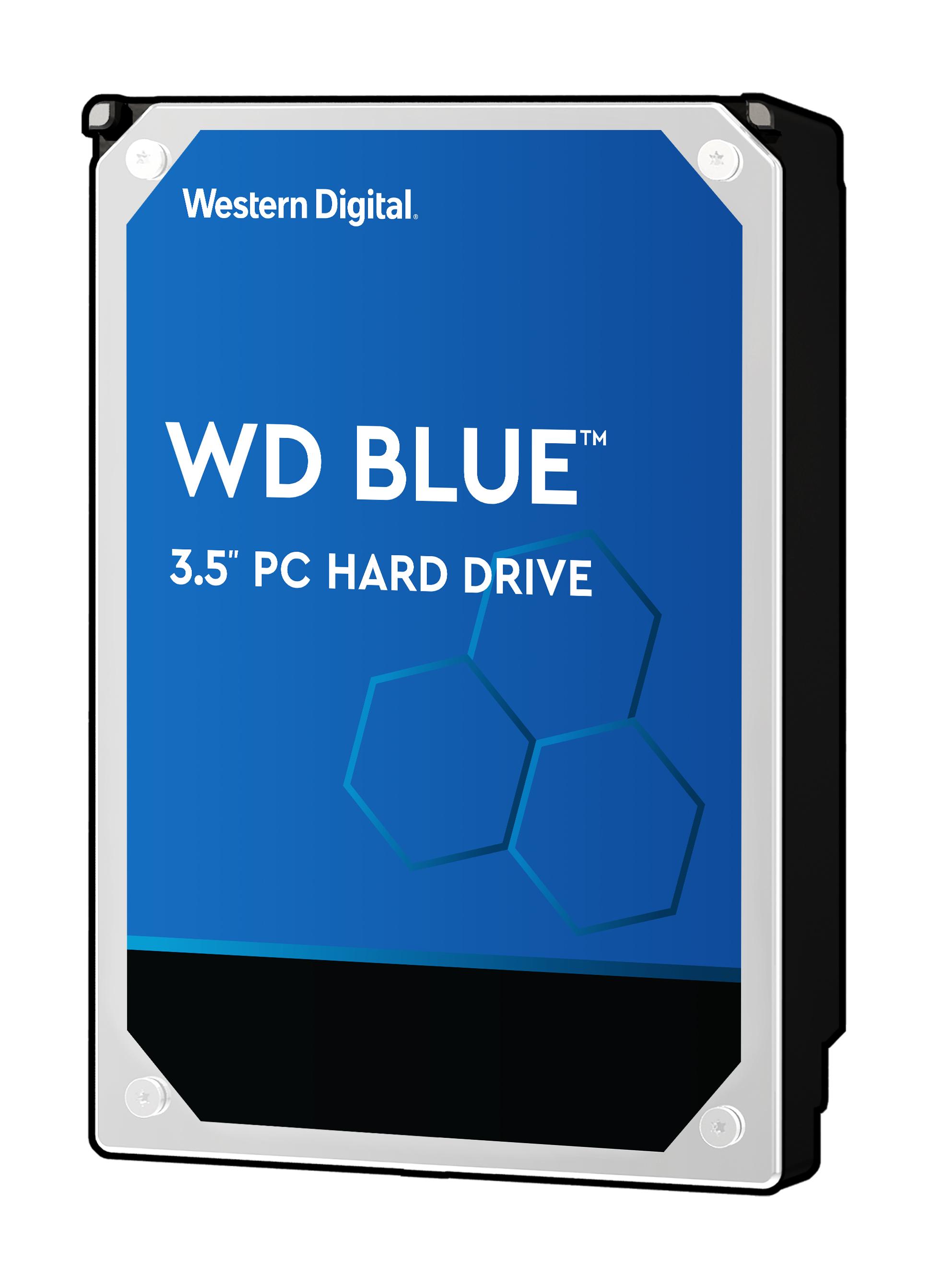 """HDD WD Blue 3,5"""" WD10EZEX 1TB/8,9/600 Sata III 64MB"""