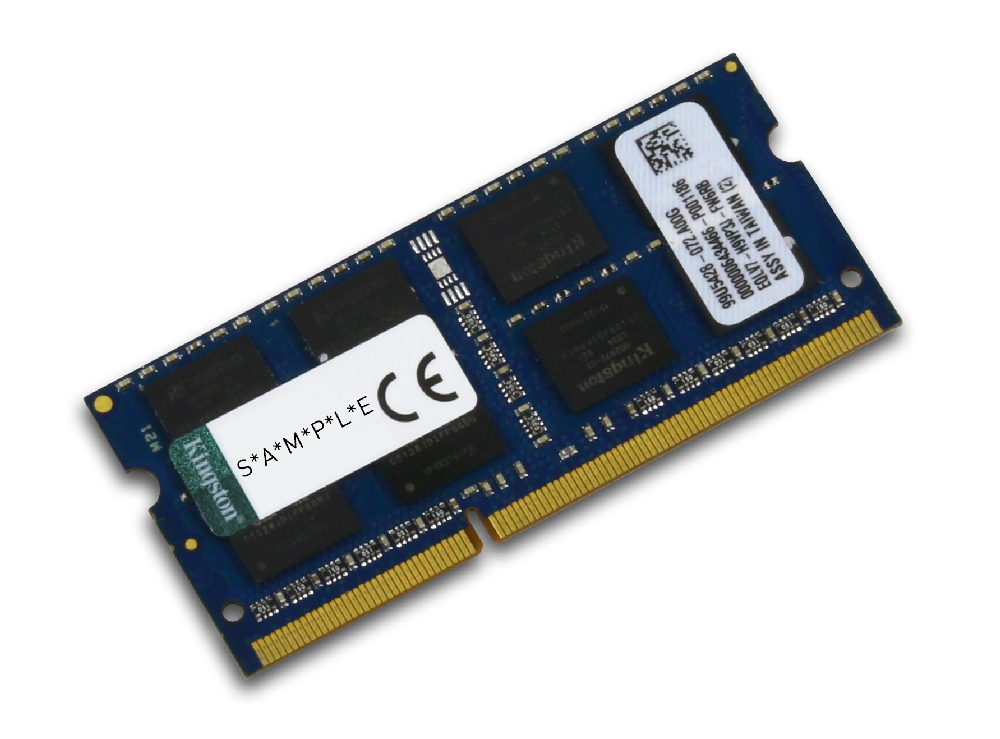 S/O 4096MB DDR-III PC-1333  Kingston KVR13S9S8/4G 8 Chip!