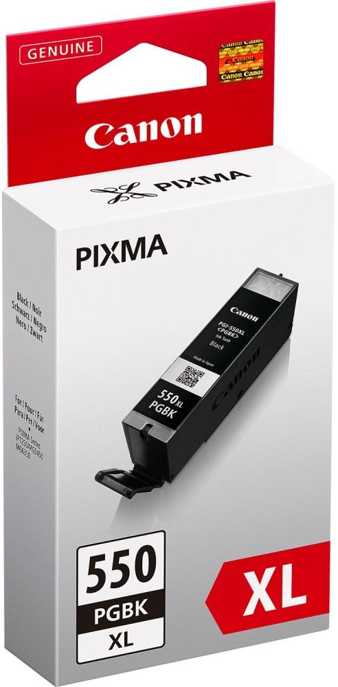 Canon Tinte schwarz 6431B001