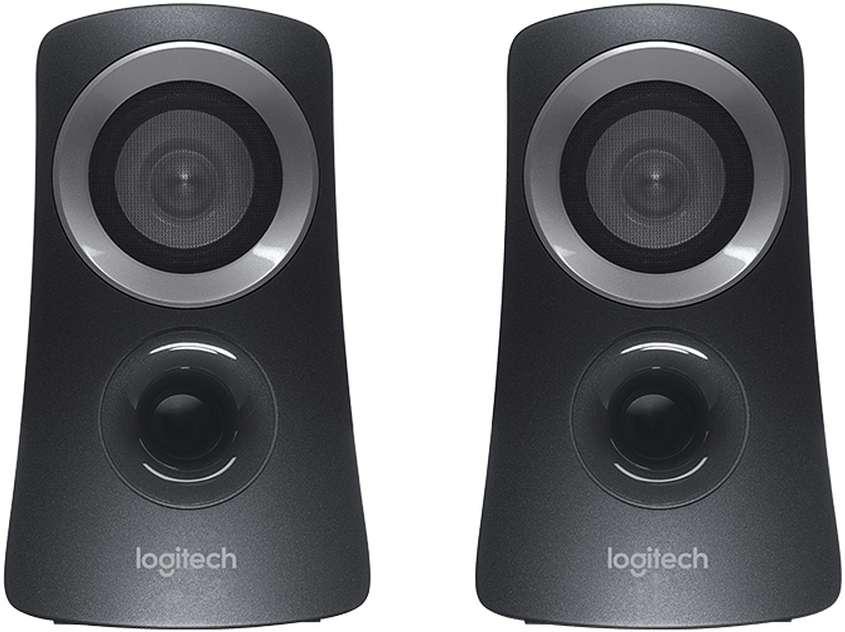 Lautsprecher Logitech Z313 2.1 Kanal (980-000413)