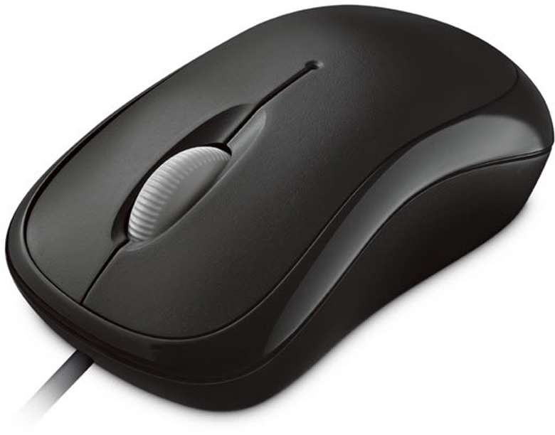 Mouse Microsoft Basic Optical for Business black USB