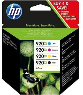 HP Tinte farbig 920XL C2N92AE