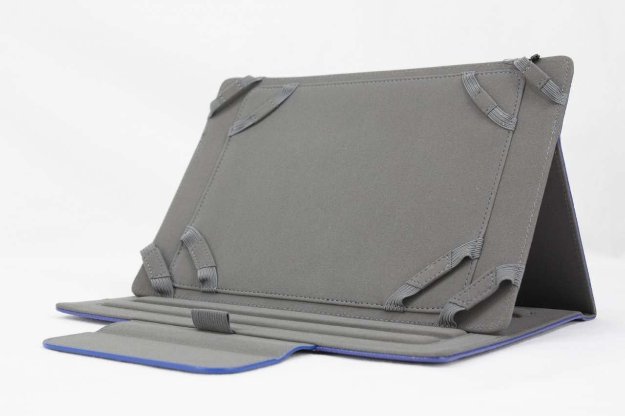 "CAPTIVA Tablettasche 20,3cm (8"") - blau"