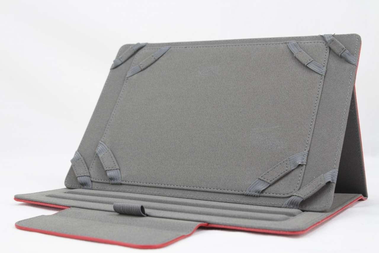 """CAPTIVA Tablettasche 24,6cm für 9.7"""" - rot"""
