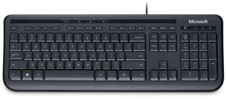 Keyboard Microsoft 600 Wired (ANB-00008)