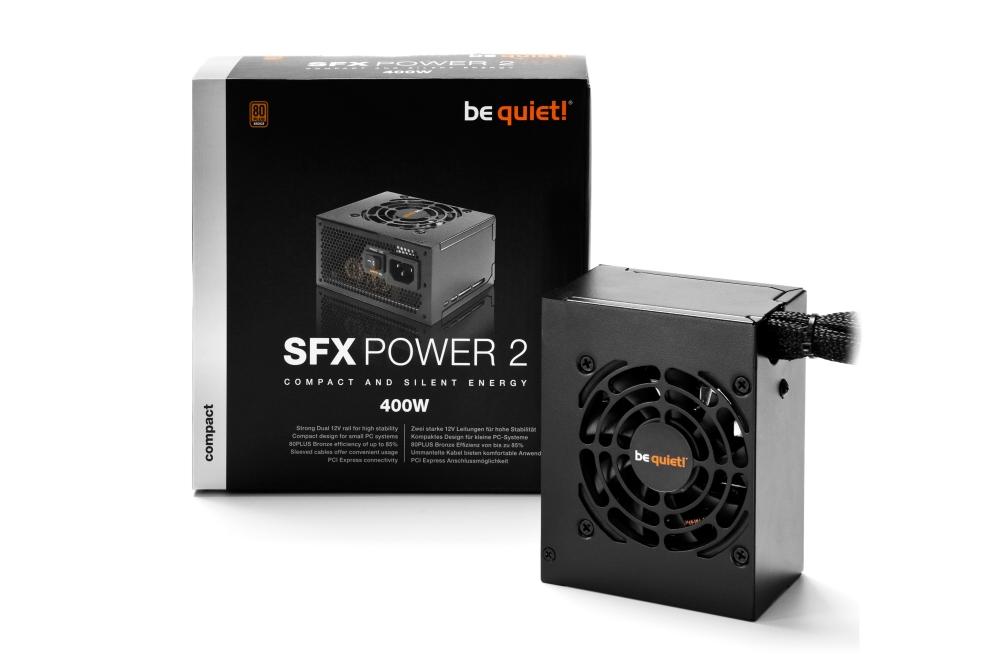 PC- Netzteil Be Quiet SFX POWER2 400W BN227