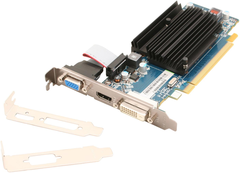 Sapphire Radeon R5 230 (2GB DDR3 1xDVI 1xHDMI 1xVGA R5 230))