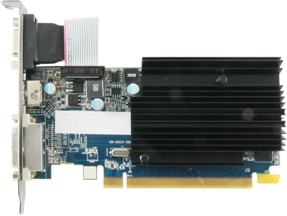 Sapphire Radeon R5 230 (1GB DDR3 1xDVI 1xHDMI 1xVGA R5 230))