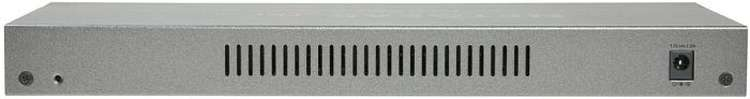 NETGEAR Switch Pro Safe 16-port 10/100/1000 GS116E-200PES