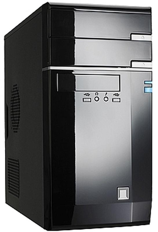 PC- Gehäuse Linkworld 7271-18 Micro-ATX Tower ohne Netzteil