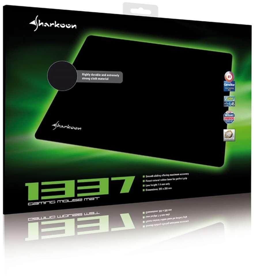 Mouse Pad Sharkoon 1337 Gaming Mat