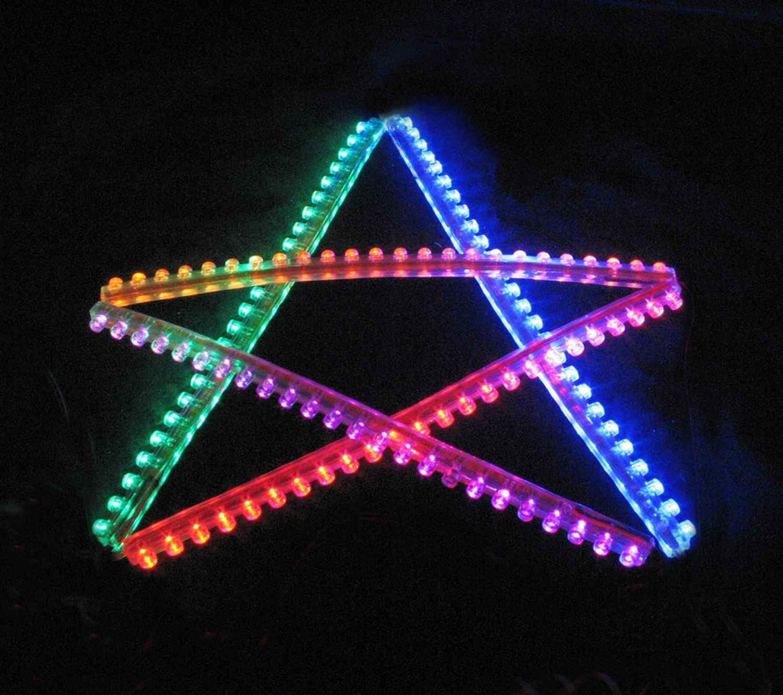 Lamptron FlexLight Standard - 60 LEDs - red