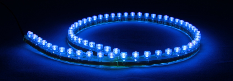 Lamptron FlexLight Standard - 60 LEDs - UV