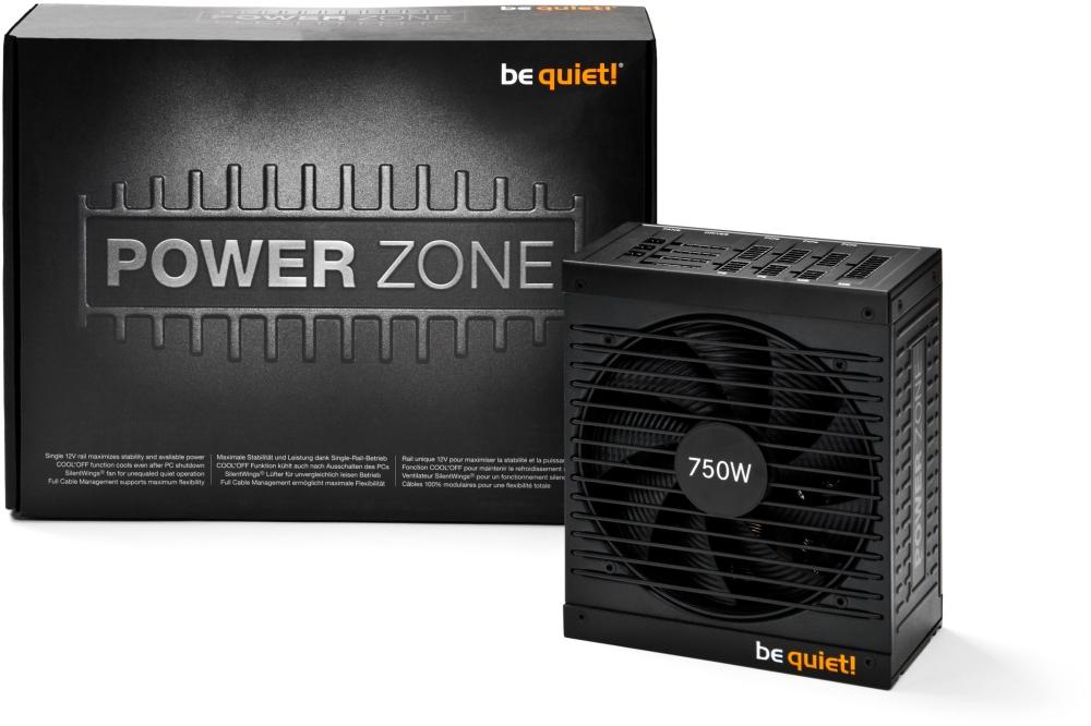 PC- Netzteil Be Quiet Power Zone 750W