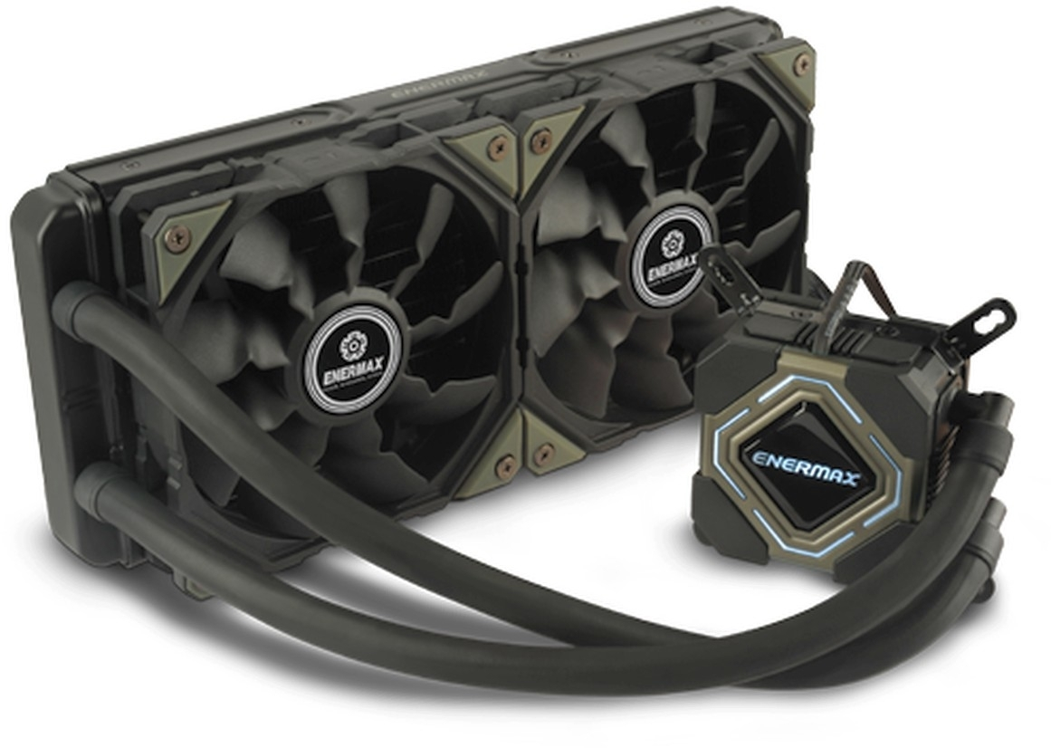 Cooler Enermax LiqMax II ELC-LMR240-BS Wasserkühlung
