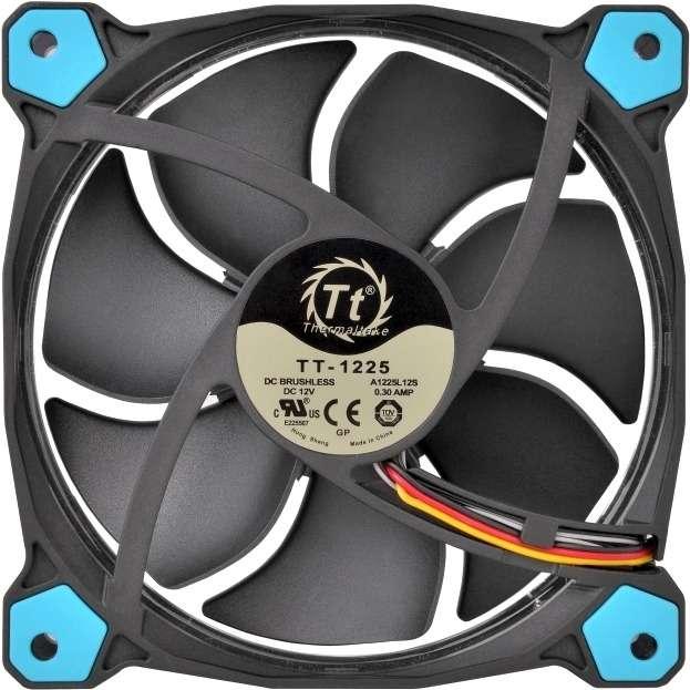 PC- Gehäuselüfter Thermaltake Riing 12 LED - Blue
