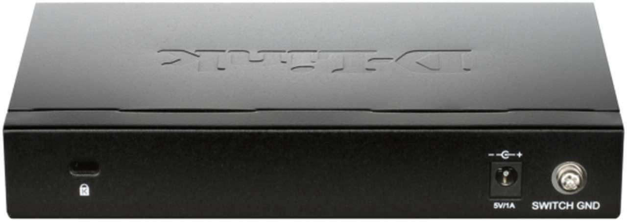 D-Link Switch EasySmart 8-port 10/100/1000 DGS-1100-08/E
