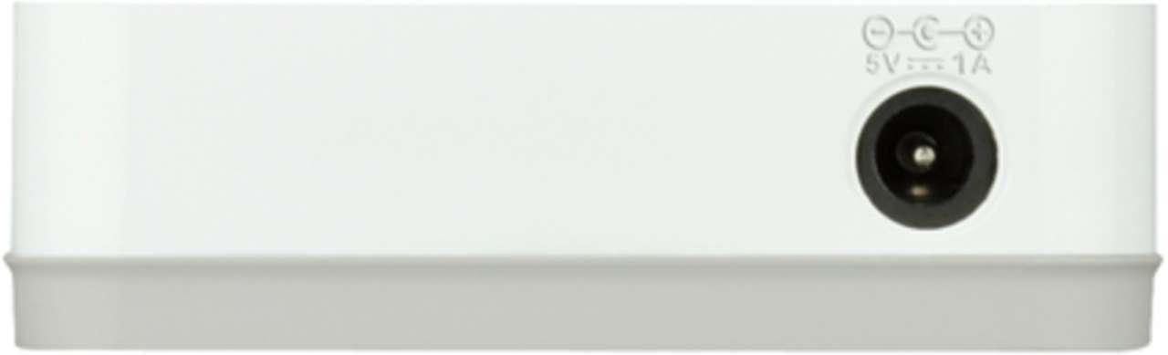 D-Link Switch 5-port 10/100/1000 GO-SW-5G/E
