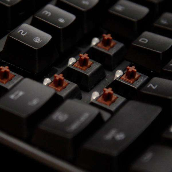 "Keyboard Tt eSPORTS Poseidon Z Illuminated ""brown switch"""