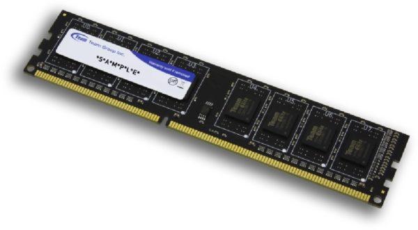DDR-III 8GB PC 1600 Team Group Elite CL11 retail 1x8GB