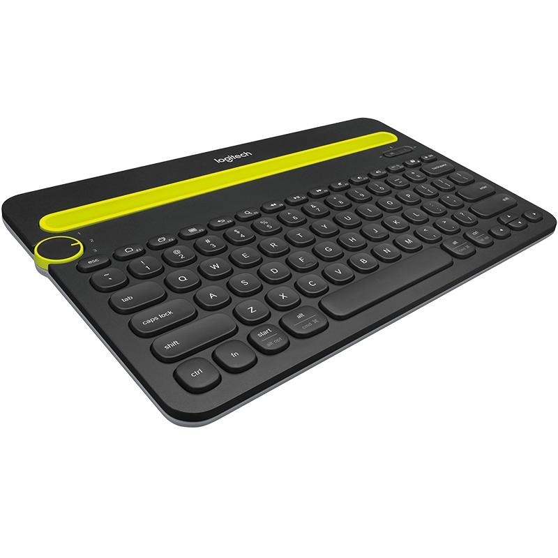 Keyboard Logitech Multi-Device K480 schwarz (920-006350)