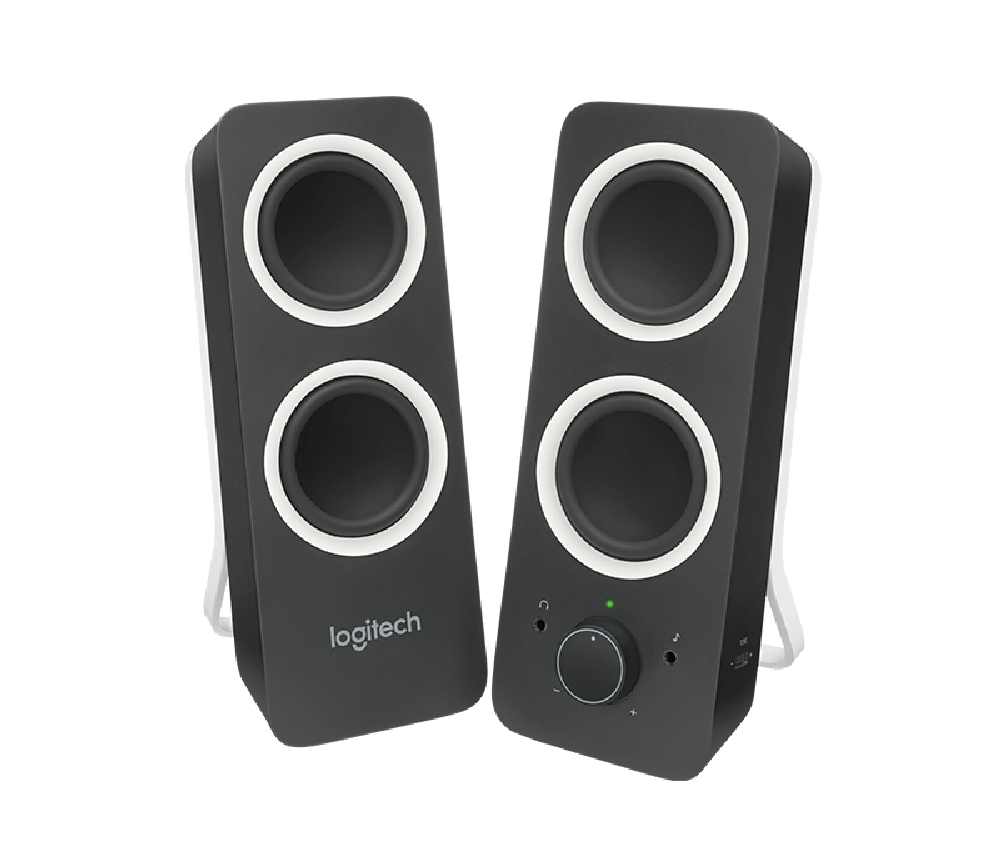 Lautsprecher Logitech Z200 schwarz (980-000810)