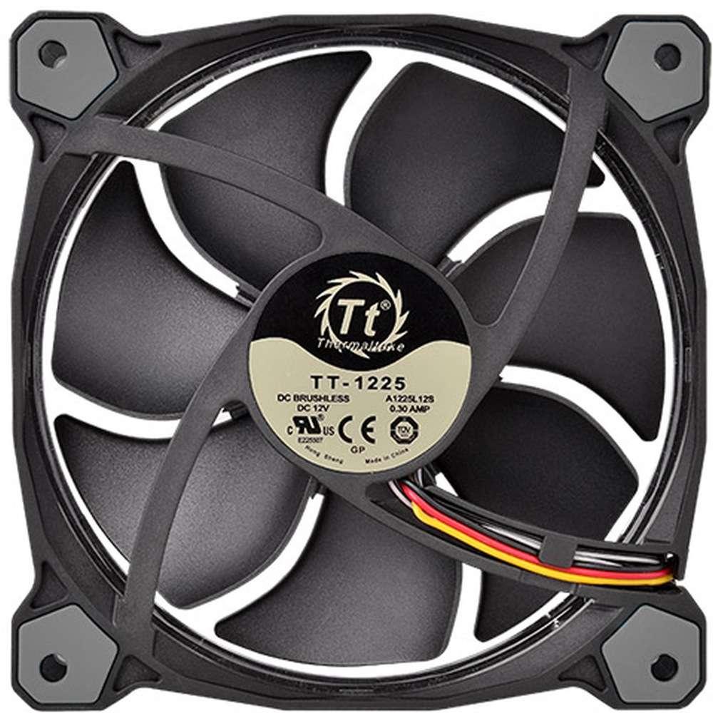 PC- Gehäuselüfter Thermaltake Riing 12 LED - RGB