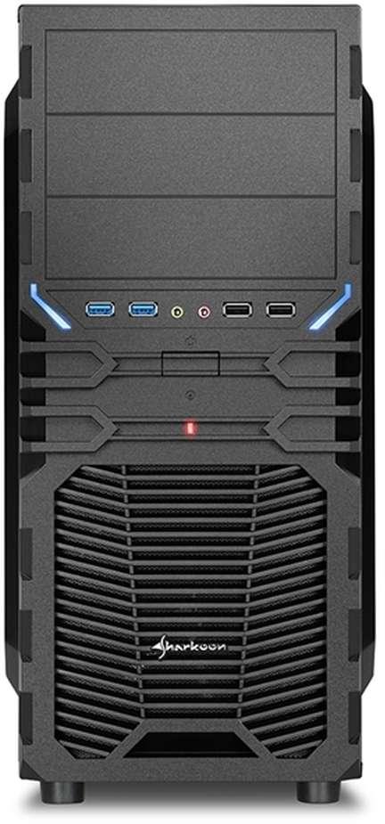 PC- Gehäuse Sharkoon VG4-V