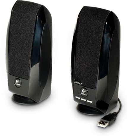 Lautsprecher Logitech S150 schwarz (980-000029)